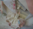 Art Dress Assemblage - What Katy Did