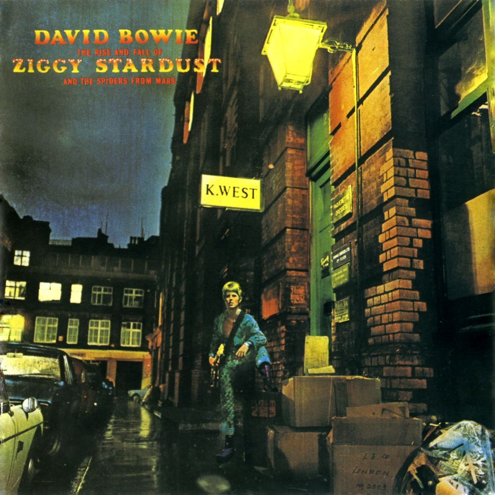 David Bowie as Ziggy Stardust Pictures David Bowie Pictures – Album