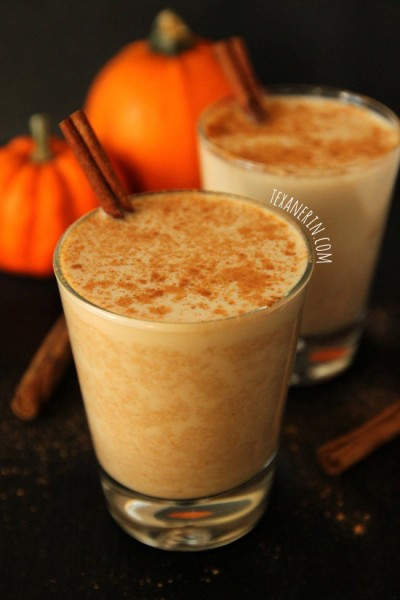 Pumpkin Chai Latte ... Texanerin Baking