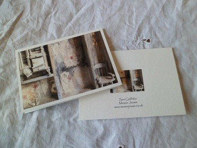 The Dolls house greetings card by MesssieJessie
